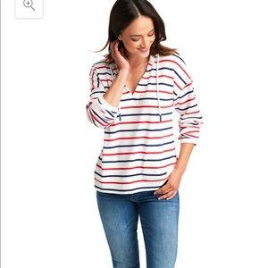 Vineyard Vines - NWT! Americana Striped Hoodie